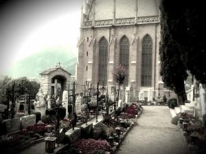 Cimitero di Scena