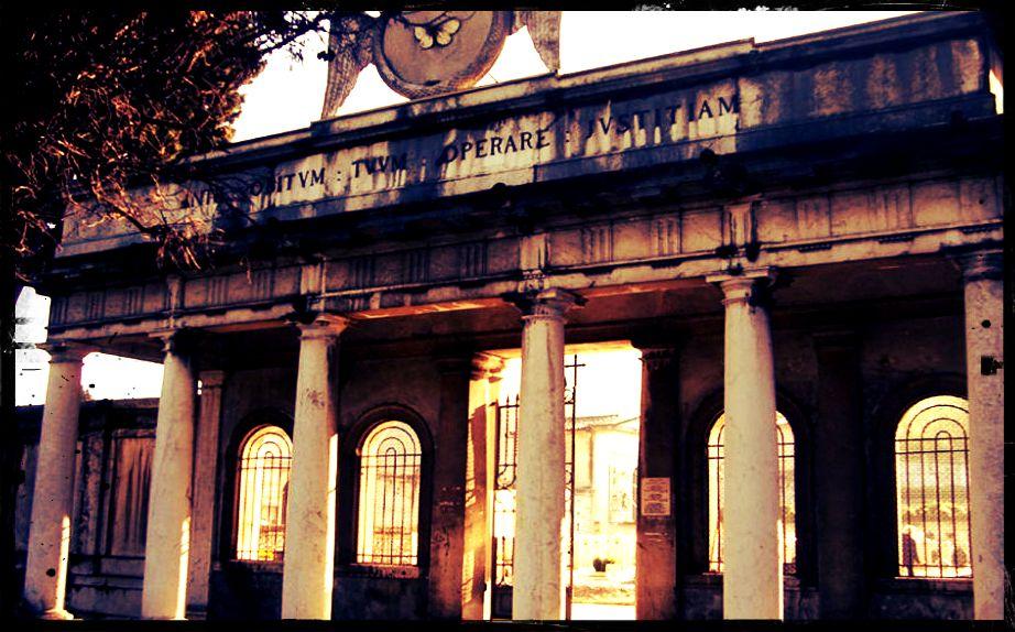 Vantini Cimitero di Rezzato