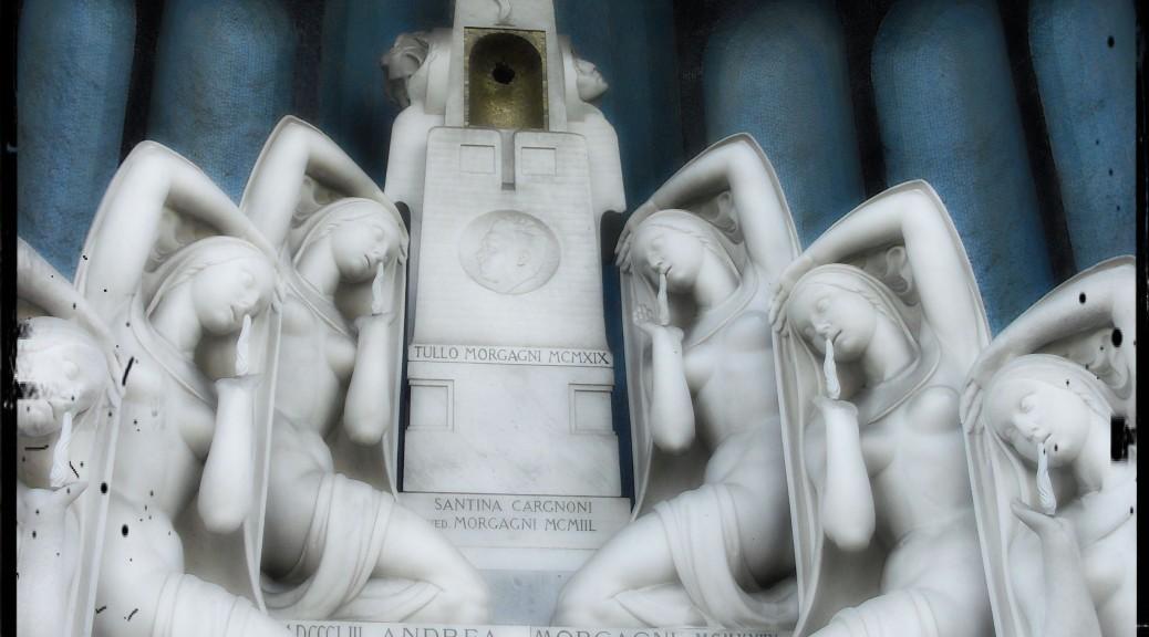 Monumento Tullo e Manlio Morgagni