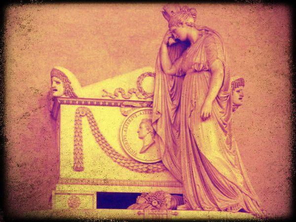 Antonio Canova -Monumento Alfieri