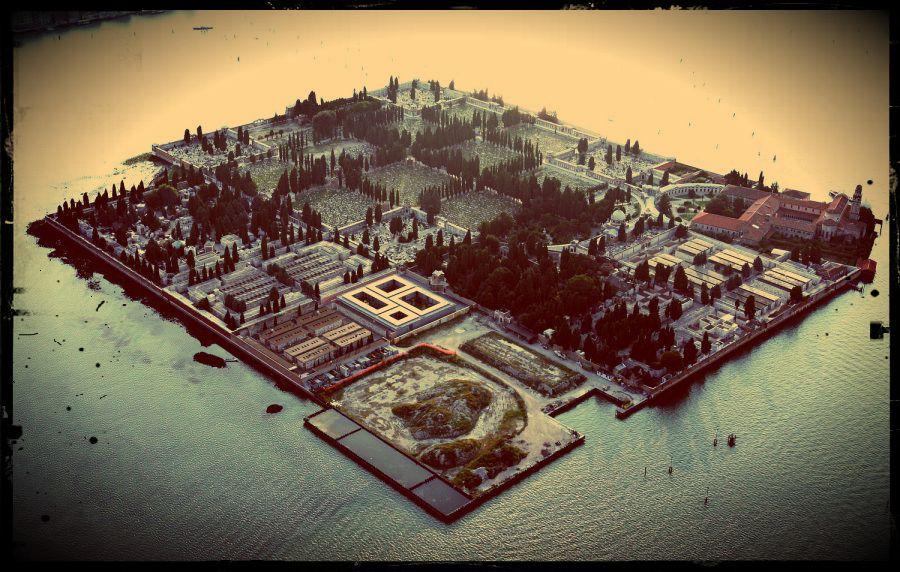Cimitero Venezia - isola di San Michele