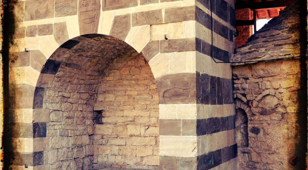 Saccello trecentesco chiesa di San Giorgio a Credaro