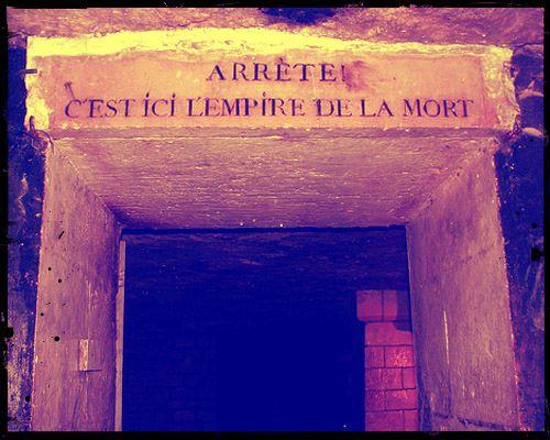 Catacombe Parigi