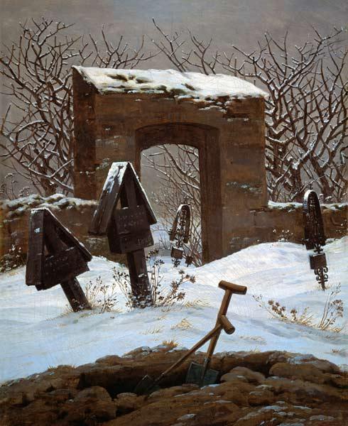 Friedhof-im-Schnee