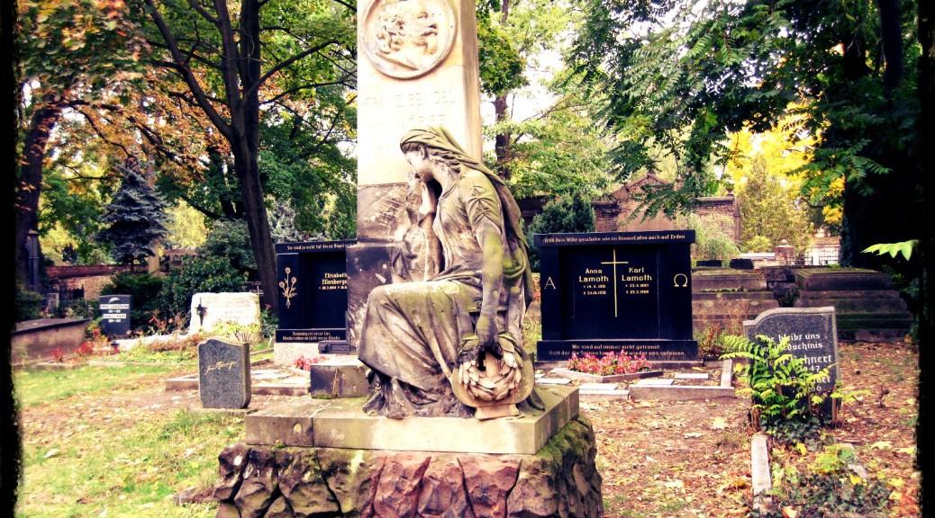 tombe nel Dorotheenstädtischer Friedhof