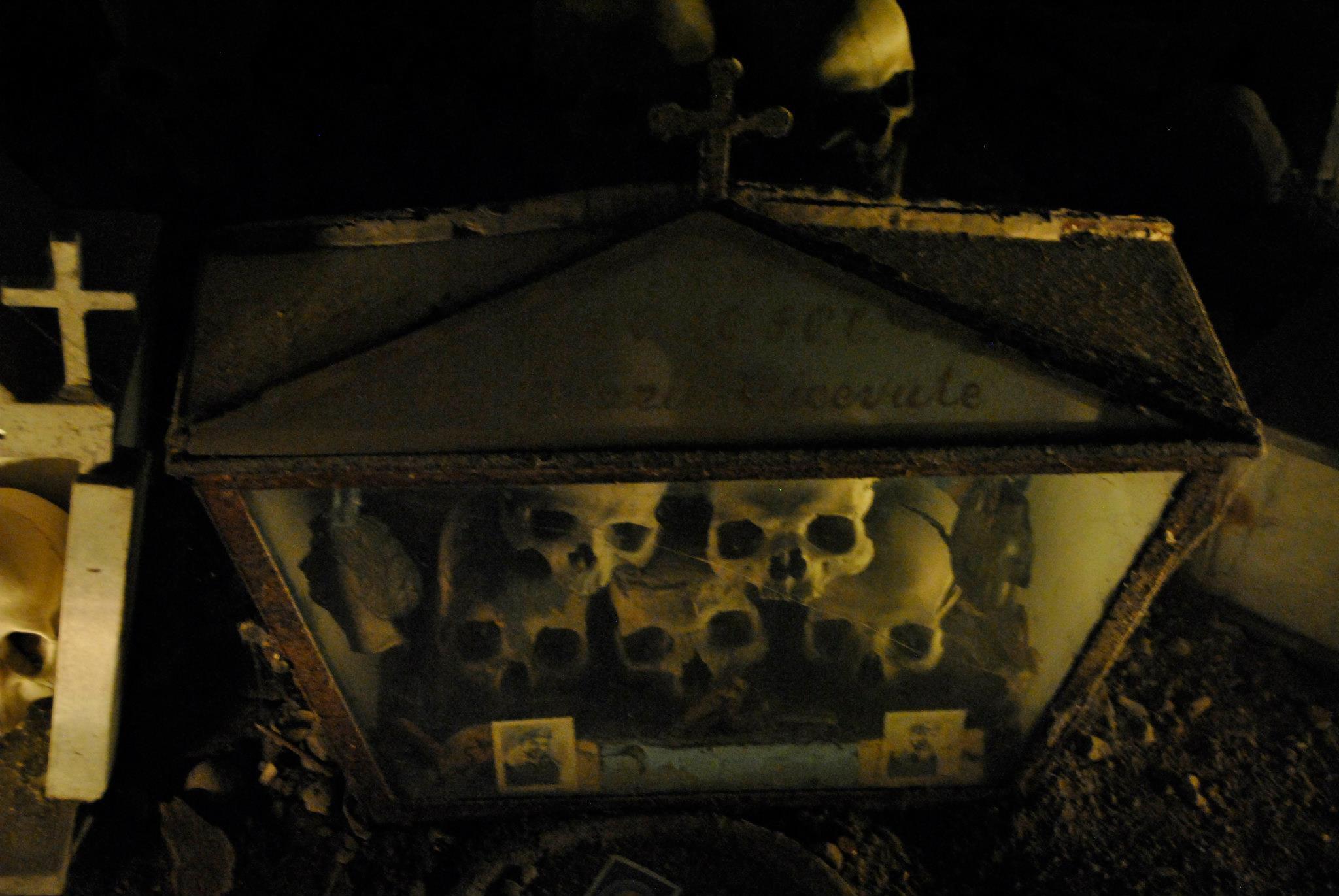 Cimitero delle Fontanelle -Napoli