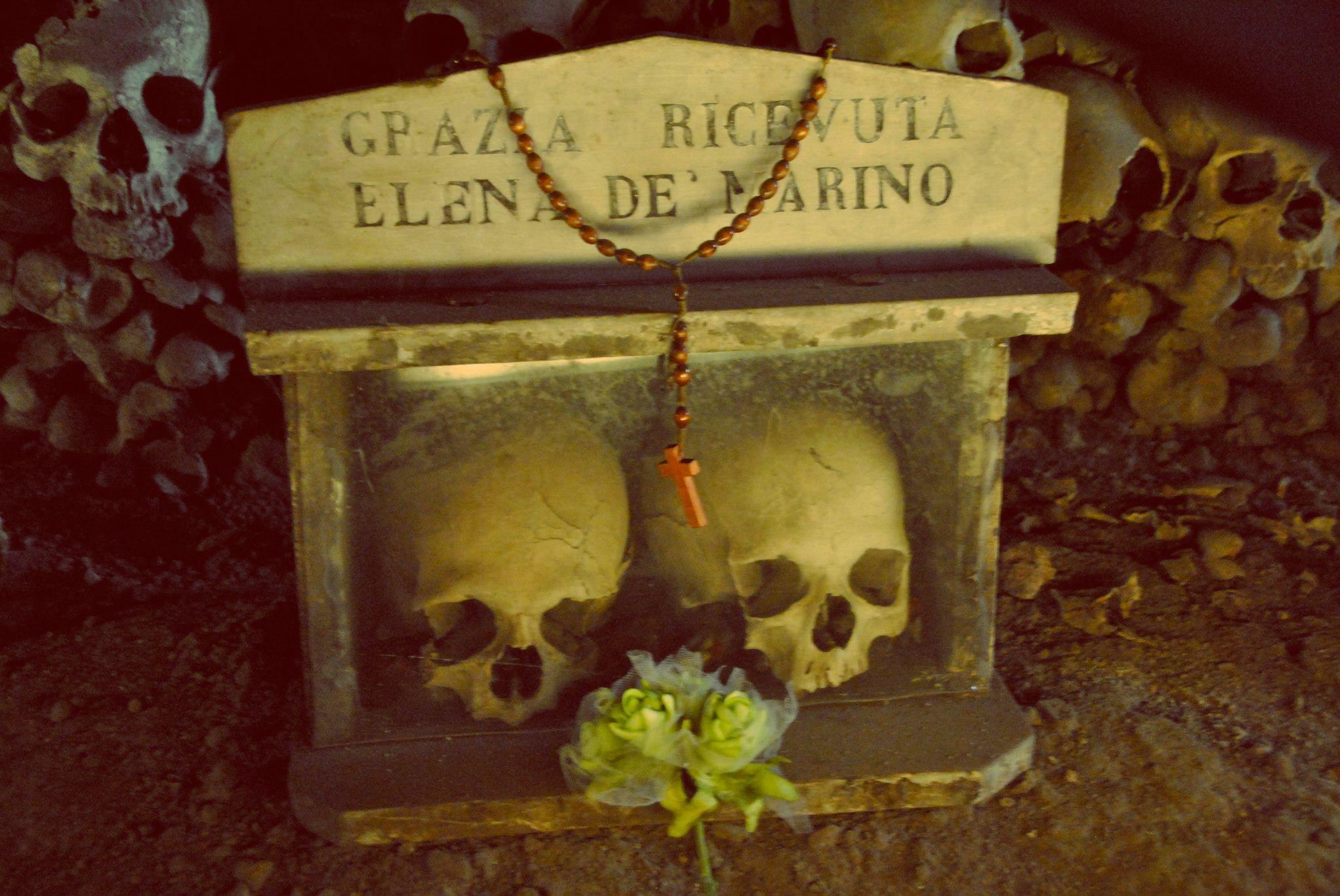 Cimitero delle Fontanelle - Napoli