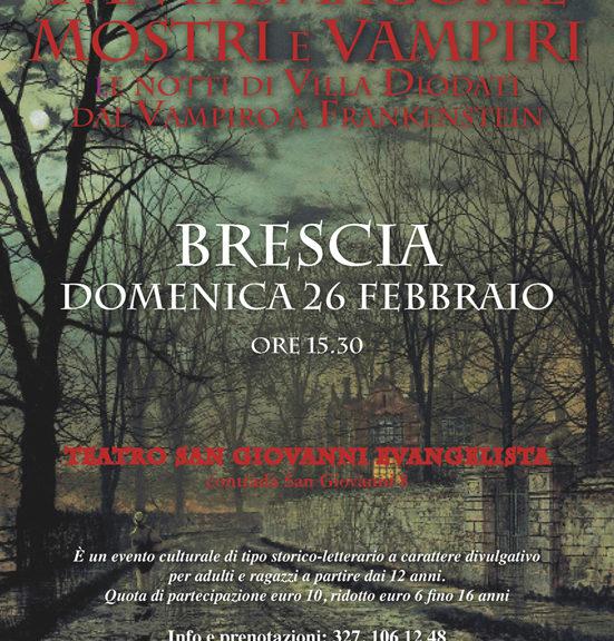 Loc. Brescia domenica 26 febbraio