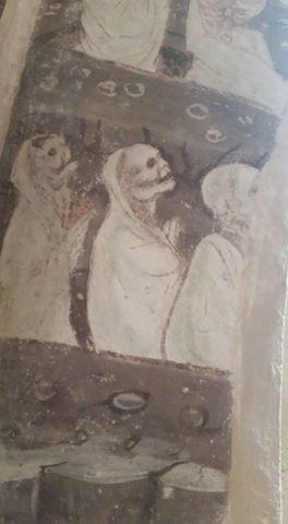 Particolare Resurrezione dei Morti