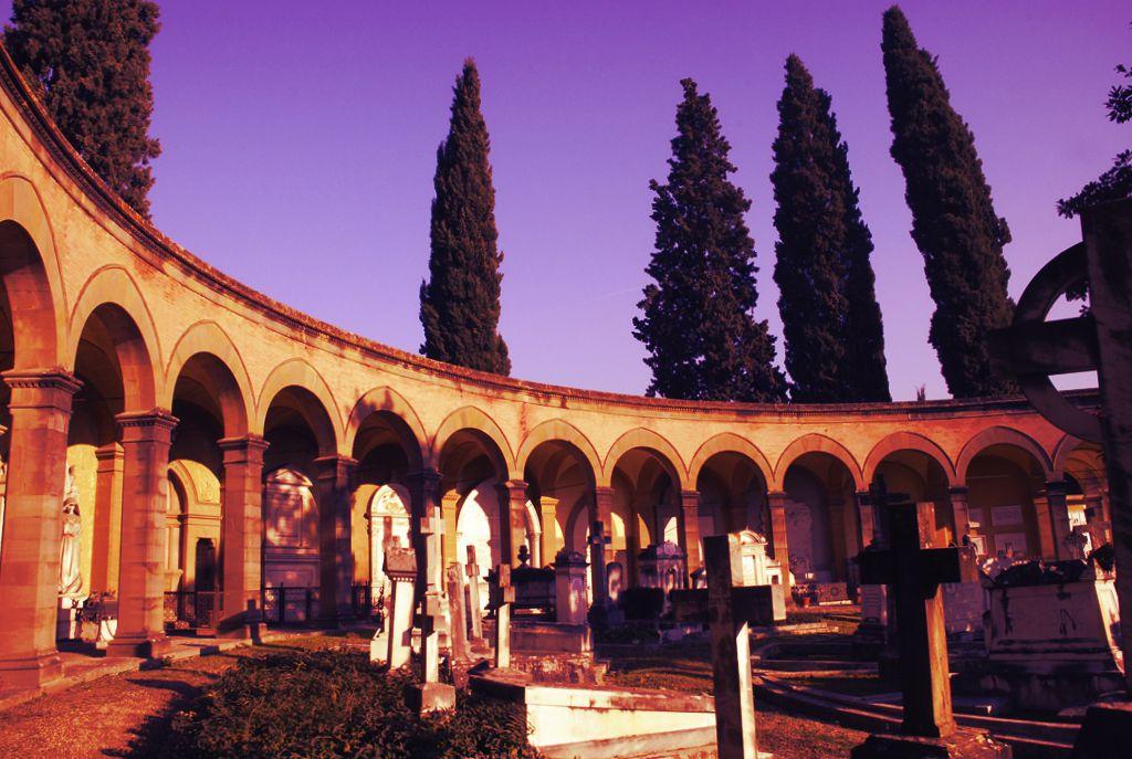 cimitero evangelico Agli Allori di Firenze