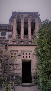 Ingresso Cripta Mausoleo Faccanoni - Sarnico BG