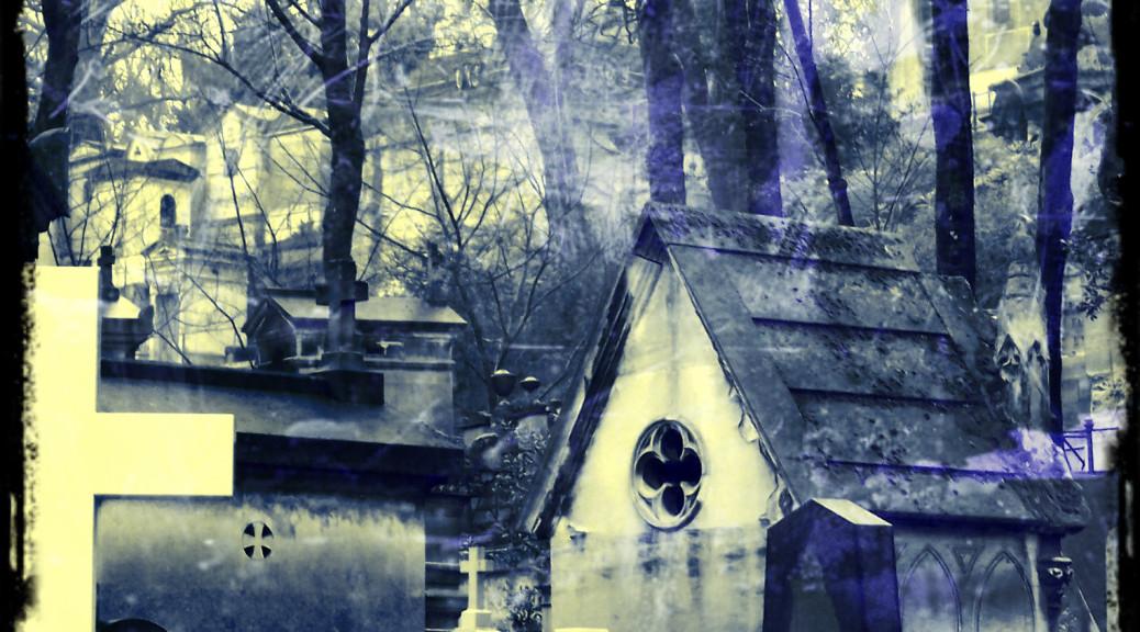 Cimitero di Pére Lachaise - Paris