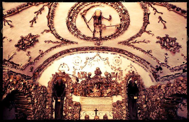 Cripta dei Cappuccini - Via Veneto - Roma