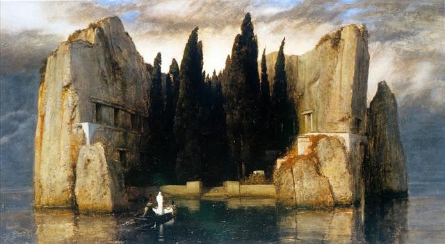 Isola dei Morti III versione