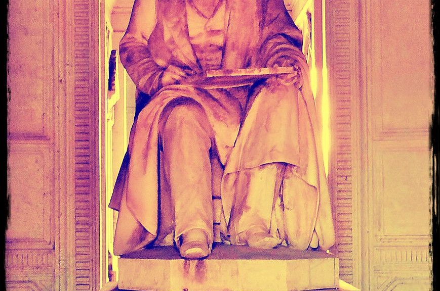 Monumento Rodolfo Vantini