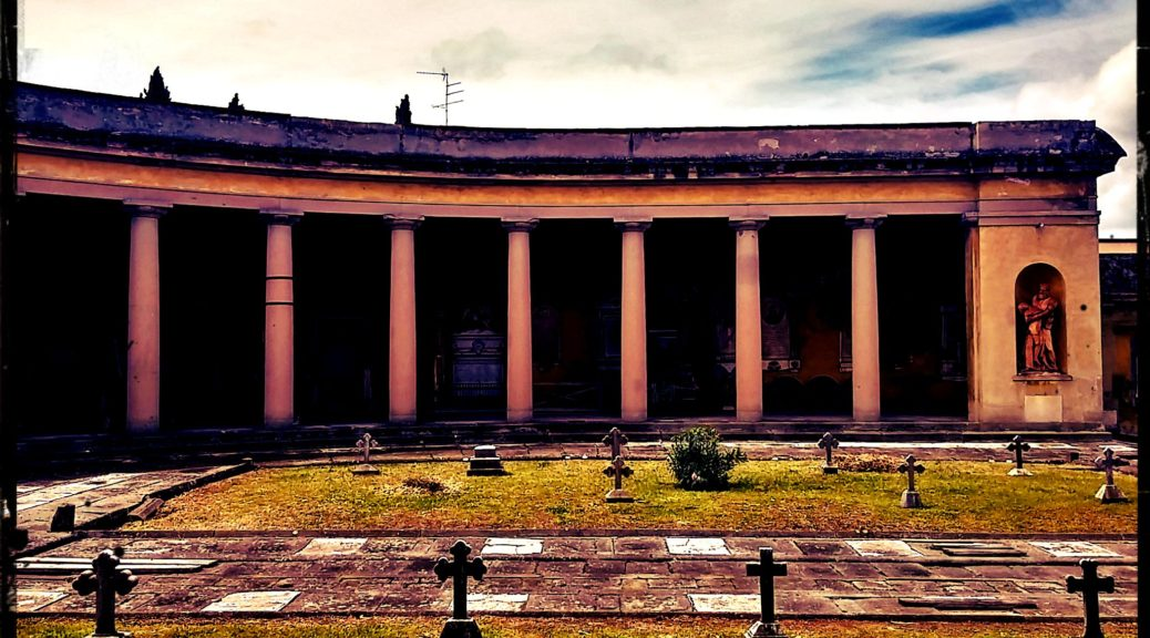 Cimitero dei Pinti Firenze
