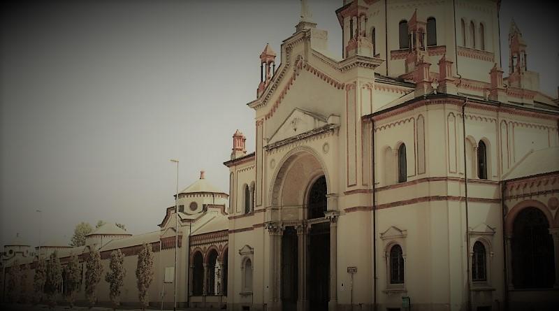 Cimitero Monumentale Pavia